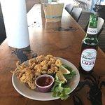 Calamari was great!