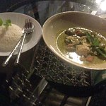 green curry - yum