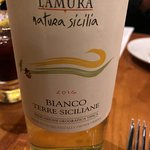 Sicilian Pinot Grigio at Pearl