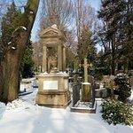 """Das Grab der """"Klosterfrau Melissengeist"""""""
