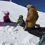 Independent Snowboard School thanks for the trust!