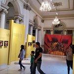 An Upstairs Room Exhibiting Mayan Beekeeping
