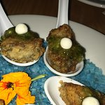 Bouy Oysters - to die for