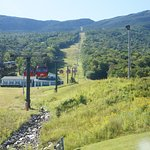 Mount Mansfield in Summer