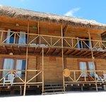 Palmeras De Mahahual Cabanas Eco Hotel