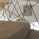 Master Loft Suite bed