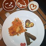 Chicken Love Thali