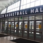 What else would the basketball hall be named?
