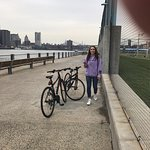 Bike with Brooklyn Giro, March 1st