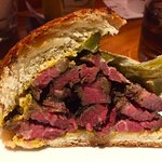 Exceptional Pastrami. Artisanally crafted with love.