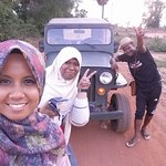 Jeep adventures with friends from Malaysia.