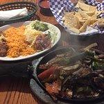 Fresh, hot, and flavorful fajitas