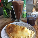 Photo of Polynesian coffee and tea
