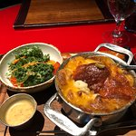 Shephard's pie dish