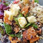 Fresh selection of Salads