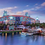 Walt Disney World Swan Resort