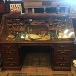 Mr. Edison's untouched Desk