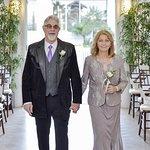 Island Chapel Wedding