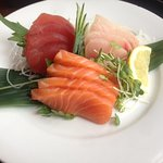 Sashimi Assortment Lunch Special