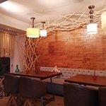Εσωτερικός χώρος εστιατορίου