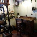 L'atelier d'horlogerie.