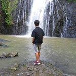 Kitekite falls, Piha