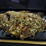 grilled fish from chief
