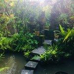 Foto de Gustis Garden Bungalows