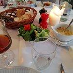 Bearnaise og salat
