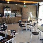 Cafe entrance at Underworld Adventures
