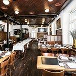 Unser charmantes Restaurant «Helvetia» verkörpert das besondere Luzerner Neustadt-Flair....