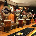 Some of our Cask Ales
