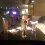 Petit cocktail au piano bar