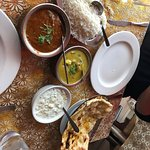 The Indian Chapter Restaurant with Prim Reddy Foto