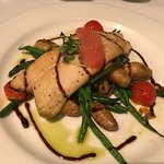 Cadot's lunch trout