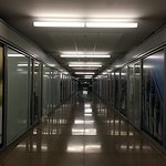 On Saturdays, the Chicago Pedway is really quiet.