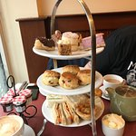 Please see my post on 11 February 2018 about the appalling after tea served at the Palace Hotel