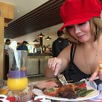 Very Recomended restaurant in Bali, the location is inside 5 star The westin resort of Nusa dua