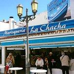 La chacha .. Marisqueria .. Seafood restaurant