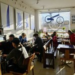 Bilde fra Blue Bike Cafe