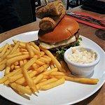 The Stokie Burger