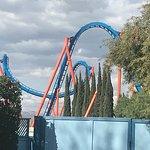 Six Flags Magic Mountain의 사진
