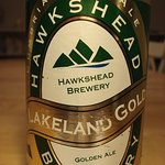 Many of our local beers come from Hawkshead Brewery