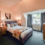 Comfortable & Cosy, this double room offers everything you need for your stay