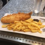 Went to Chipwick yesterday lunch time for a large Haddock & Chips and it was absolutely fabulous