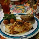Crab Stuffed Flounder
