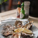 Delicious Large Oysters