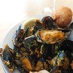 Best mussels in Africa