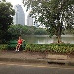 Parco vicino all'hotel