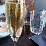 Apéro champagne